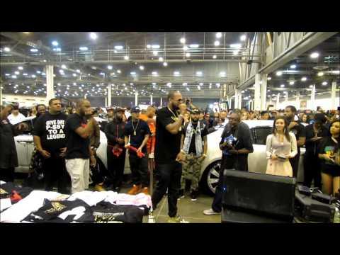 Los Magnificos Car Show 97.9 The Box