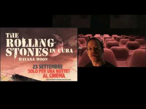 THE ROLLING STONES: HAVANA MOON : MOVIE REVIEW