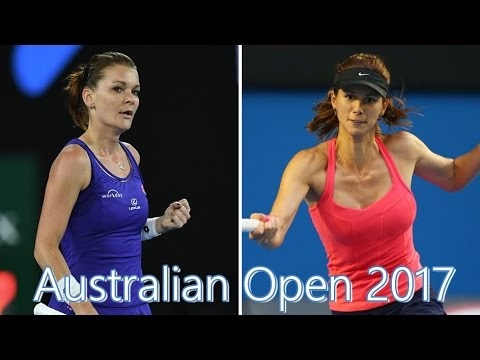 Tennis TV    Tsvetana Pironkova vs Agnieszka Radwanska R1 Australian Open 2017 Highlight HD