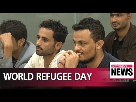 Jeju Island preparing jobs, assistance for Yemeni asylum seekers