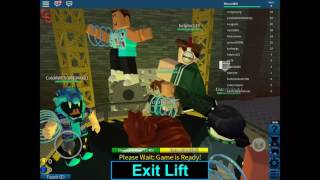 First video on roblox go follow the gaming X