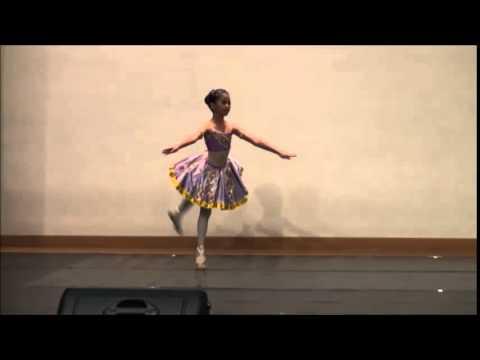 ATOD Pan Asia Dance Competition Hong Kong 2014 - Le Corsaire 3rd Odalisque
