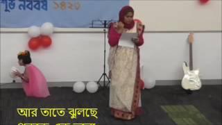 এক গুচ্ছ চাবি - আবৃত্তি - শায়লা ইয়াসমিন