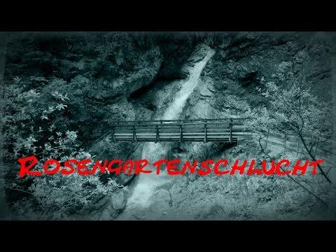 Rosengartenschlucht in Imst - Tirol