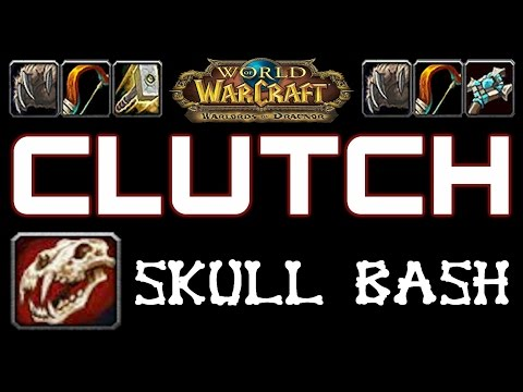 Clutch Interrupts vs. Jungle Cleave Mirror - Warlords of Draenor Feral Druid 3v3 Arena PvP (WoD)