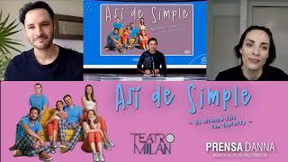 Así las cosas - Teatro Milan