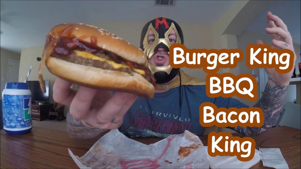 Burger King BBQ Bacon Sandwich