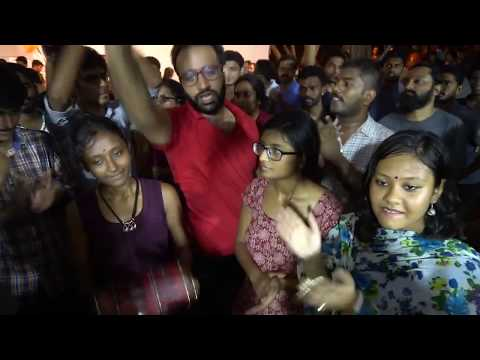 The Final Moments of JNUSU Elections 2017-18