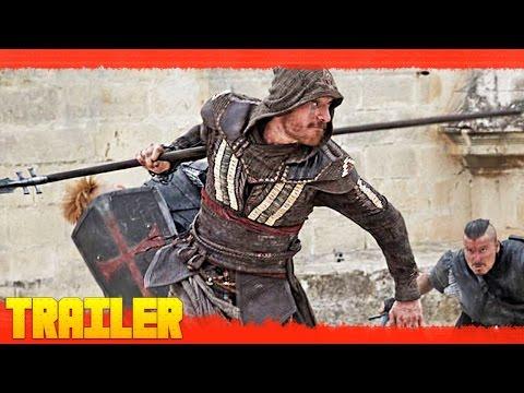 Assassin's Creed (2016) Primer Tráiler Oficial Español Latino