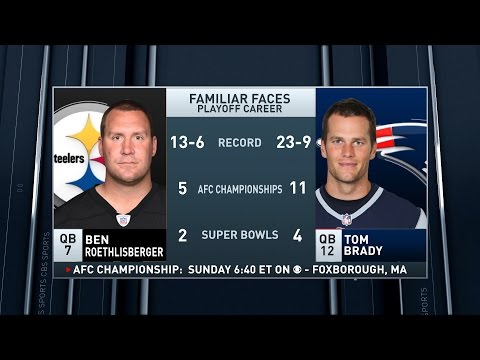 NFL Monday QB: Conference Championship predictions
