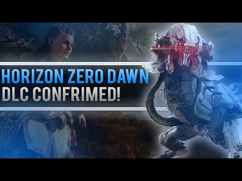 Horizon Zero Dawn News. DLC EXPANSIONS CONFIRMED! Story Expa
