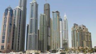 Visiting Amazing Dubai Marina, Residential district in Dubai, United Arab Emirates