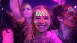 The Color Run Night in Sydney - The happiest 5k on the planet