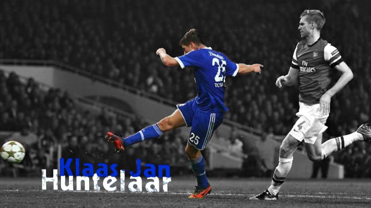 ■Klaas Jan Huntelaar Goal VS Real Madrid
