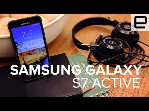 Review: Samsung Galaxy S7 Active