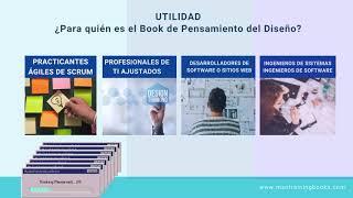 Experto en Design Thinking, Book Digital, entrenamiento capacitación y contenido