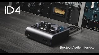 AUDIENT ID4 MK2 Mega In-depth Demo and Review. With real-time recording demo.