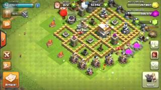 Dog Army - Clash Of Clans