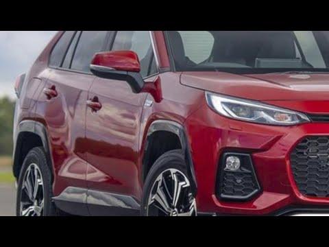 SUV 5 chỗ hoàn toàn mới ! Suzuki Across được ra mắt_360 Xe