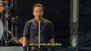 Bruce Springsteen - My Hometown - Legendado(Hyde Park/2014)