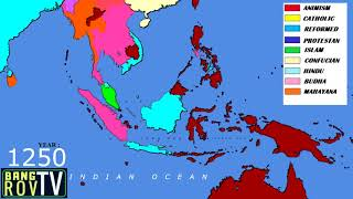 Religion In South East Asia