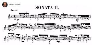 Video Bach - Violin Sonata No. 2 in A minor, BWV 1003 {Grumiaux} download MP3, 3GP, MP4, WEBM, AVI, FLV Juli 2018