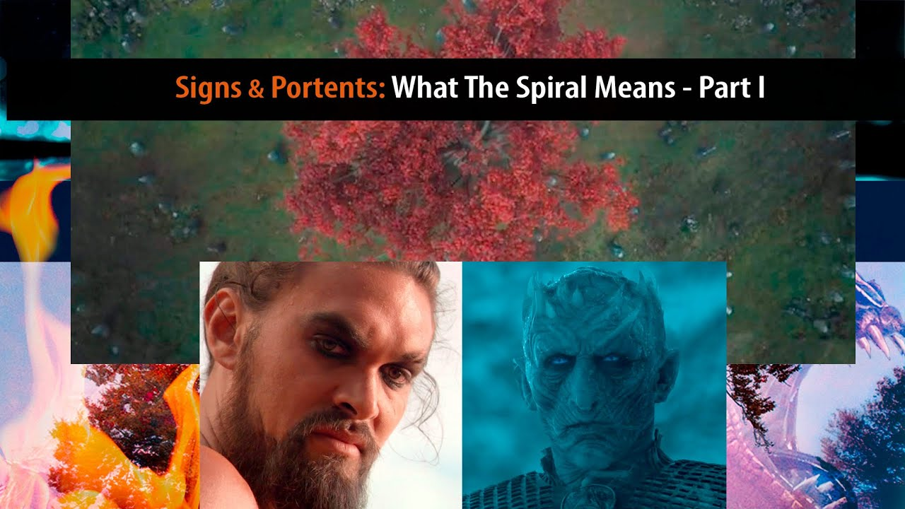 Signs and portents in a game of thrones what the spiral means signs and portents in a game of thrones what the spiral means part i biocorpaavc Choice Image