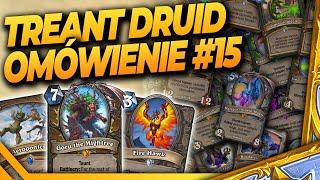 TREANT druid wchodzi na scenę!  - Omówienie kart Descent of Dragons #15