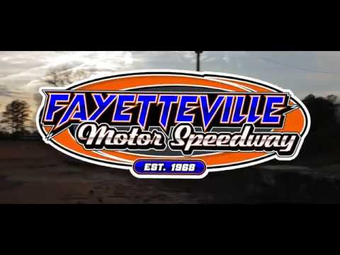 Fayetteville Motor Speedway 2020 Promotional Video