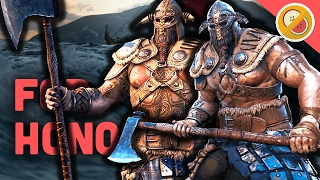 WE DINE IN VALHALLA TONIGHT! - For Honor Gameplay (Vikings)