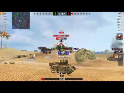 WoT Blitz M5 Stuart 1987dmg 6 kills 1v5 from YouTube · Duration:  7 minutes 7 seconds