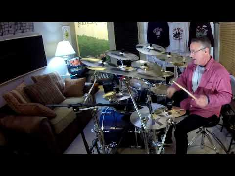 Gary Wright  - Love is Alive - Drum Cover