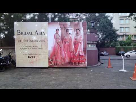 Bridal Asia 2016 in The Ashoka Hotel  Decoration by Vaseem Raja Ansari