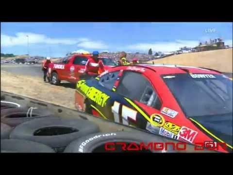 NASCAR Crashes at Sonoma 2016 #16