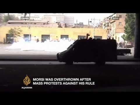 Inside Story - No mercy for Morsi