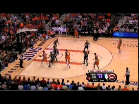 The Phoenix Suns' pick-and-roll attack