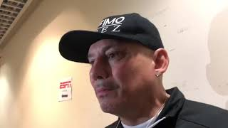 Jr Lopez on Gervonta Tank Davis - Esnews