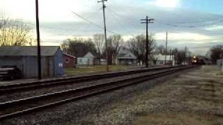 CSX and NS Double Feature at Princeton, Indiana