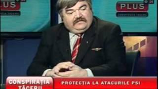 Conspiratia Tacerii - Protectia la Atacurile Psi - partea 2