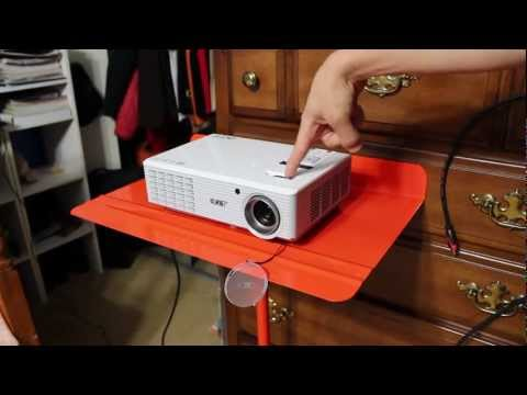 (Acer H5360 3D Projector) In Depth Review