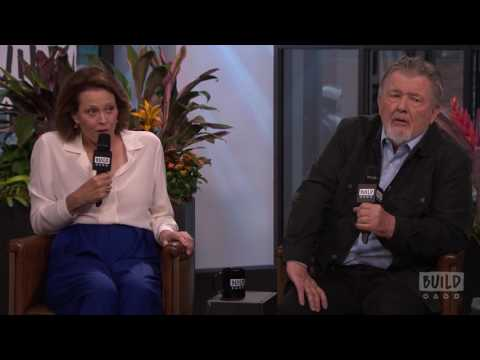 """Sigourney Weaver Discusses What's Next For """"Avatar"""""""