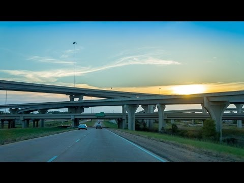 13-59 Shreveport, LA: Freeway Tour I-20, I-49, LA-3132
