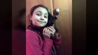 Влог//Первая прогулка моей собаки!//Карликовый пинчер)