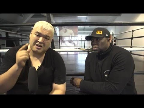 Heavy D from Storage Hunters UK does BOOTCAMP!