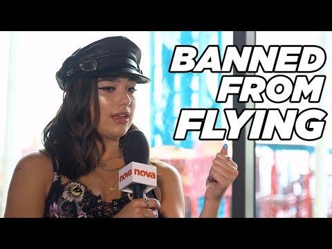 Doctors banned Dua Lipa from flying in Australia