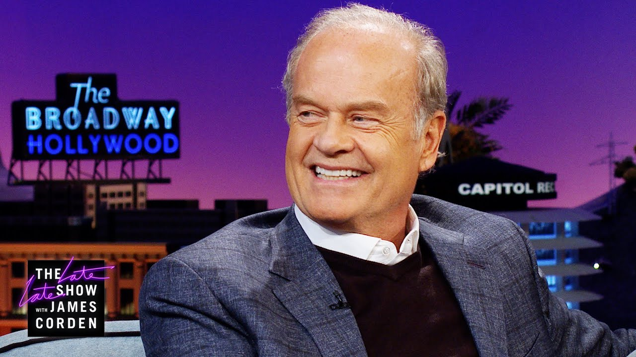 Kelsey Grammer Is Fielding Ideas for a 'Fraiser' Comeback
