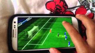 FIFA 15 android ultimate team cheat