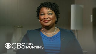 Stacey Abrams says Georgia Democrats have