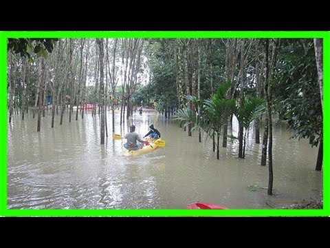 Flooding across lower south, more rain forecast
