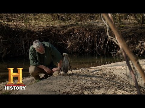 Alone: Surviving Alone: Water Filtration   History
